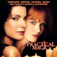 """Обложка саундтрека к фильму """"Практическая магия"""" / Practical Magic: Score (1998)"""