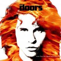 """Обложка саундтрека к фильму """"Дорз"""" / The Doors (1991)"""