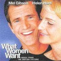 """Обложка саундтрека к фильму """"Чего хотят женщины"""" / What Women Want (2000)"""