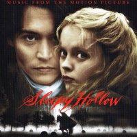 """Обложка саундтрека к фильму """"Сонная Лощина"""" / Sleepy Hollow (1999)"""