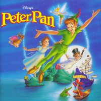 Peter Pan (1953) soundtrack cover