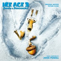 Ice Age: Dawn of the Dinosaurs (2009) soundtrack cover