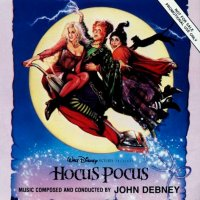 """Обложка саундтрека к фильму """"Фокус Покус"""" / Hocus Pocus (1993)"""