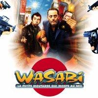 """Обложка саундтрека к фильму """"Васаби"""" / Wasabi (2001)"""
