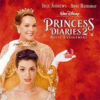 """Обложка саундтрека к фильму """"Как стать принцессой 2"""" / The Princess Diaries 2: Royal Engagement (2004)"""
