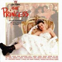 """Обложка саундтрека к фильму """"Как стать принцессой"""" / The Princess Diaries (2001)"""