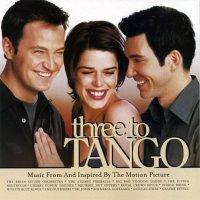 "Обложка саундтрека к фильму ""Танго втроем"" / Three to Tango (1999)"