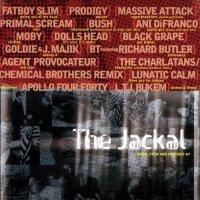"""Обложка саундтрека к фильму """"Шакал"""" / The Jackal (1997)"""