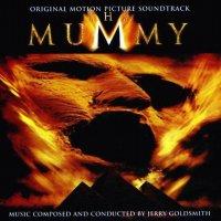 """Обложка саундтрека к фильму """"Мумия"""" / The Mummy (1999)"""