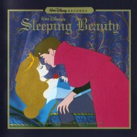 """Обложка саундтрека к мультфильму """"Спящая красавица"""" / Sleeping Beauty (1959)"""