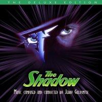 """Обложка саундтрека к фильму """"Тень"""" / The Shadow (1994)"""