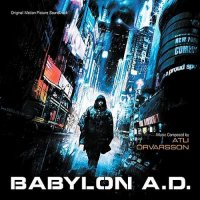 Babylon A.D. (2008) soundtrack cover