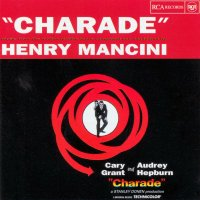 Charade (1963) soundtrack cover