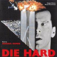 """Обложка саундтрека к фильму """"Крепкий орешек"""" / Die Hard (1988)"""
