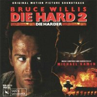 Die Hard 2 (1990) soundtrack cover