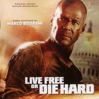 "Обложка саундтрека к фильму ""Крепкий орешек 4.0"" / Live Free or Die Hard (2007)"