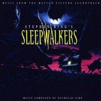 "Обложка саундтрека к фильму ""Лунатики"" / Sleepwalkers (1992)"