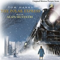 """Обложка саундтрека к мультфильму """"Полярный экспресс"""" / The Polar Express: Score (2004)"""