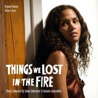 """Обложка саундтрека к фильму """"То, что мы потеряли"""" / Things We Lost in the Fire (2007)"""