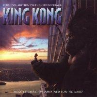 "Обложка саундтрека к фильму ""Кинг Конг"" / King Kong (2005)"