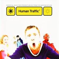"""Обложка саундтрека к фильму """"В отрыв!"""" / Human Traffic (1999)"""