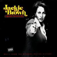 "Обложка саундтрека к фильму ""Джеки Браун"" / Jackie Brown (1997)"