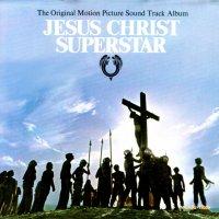 """Обложка саундтрека к фильму """"Иисус Христос - Cуперзвезда"""" / Jesus Christ Superstar (1973)"""