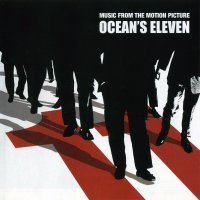 Ocean's Eleven (2001) soundtrack cover