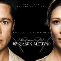 """Обложка саундтрека к фильму """"Загадочная история Бенджамина Баттона"""" / The Curious Case of Benjamin Button (2008)"""