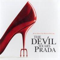"""Обложка саундтрека к фильму """"Дьявол носит «Prada»"""" / The Devil Wears Prada (2006)"""
