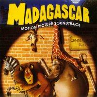 Madagascar (2005) soundtrack cover