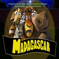 Madagascar: Promo Score (2005) soundtrack cover