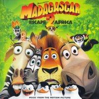 Madagascar: Escape 2 Africa (2008) soundtrack cover
