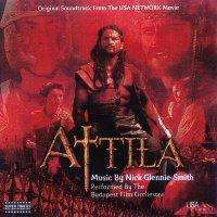 Attila (2001) soundtrack cover