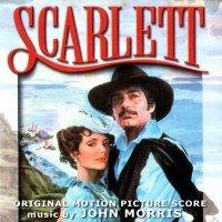"Обложка саундтрека к фильму ""Скарлетт"" / Scarlett (1994)"