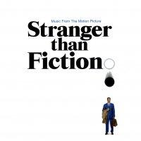 """Обложка саундтрека к фильму """"Персонаж"""" / Stranger Than Fiction (2006)"""