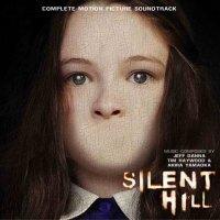 """Обложка саундтрека к фильму """"Сайлент Хилл"""" / Silent Hill (2006)"""