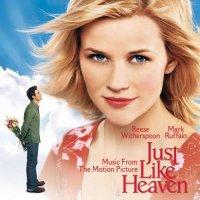 """Обложка саундтрека к фильму """"Между небом и землей"""" / Just Like Heaven (2005)"""