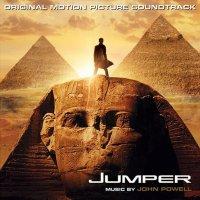 """Обложка саундтрека к фильму """"Телепорт"""" / Jumper (2008)"""