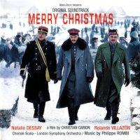 """Обложка саундтрека к фильму """"Счастливого Рождества"""" / Joyeux Noël (2005)"""