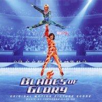 """Обложка саундтрека к фильму """"Лезвия славы: Звездуны на льду"""" / Blades of Glory: Score (2007)"""