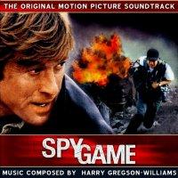 """Обложка саундтрека к фильму """"Шпионские игры"""" / Spy Game (2001)"""