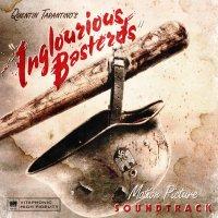 """Обложка саундтрека к фильму """"Бесславные ублюдки"""" / Inglourious Basterds (2009)"""
