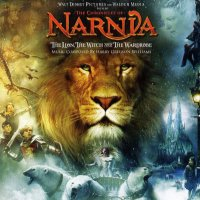 "Обложка саундтрека к фильму ""Хроники Нарнии: Лев, колдунья и волшебный шкаф"" / The Chronicles of Narnia: The Lion, the Witch and the Wardrobe (2005)"