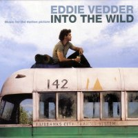 """Обложка саундтрека к фильму """"В диких условиях"""" / Into the Wild (2007)"""