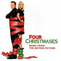 """Обложка саундтрека к фильму """"Четыре Рождества"""" / Four Christmases (2008)"""