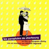 Les parapluies de Cherbourg (1964) soundtrack cover