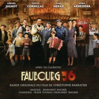 Faubourg 36 (2008) soundtrack cover