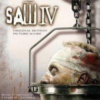 """Обложка саундтрека к фильму """"Пила 4"""" / Saw IV: Score (2007)"""