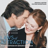 Laws of Attraction (2004) soundtrack cover